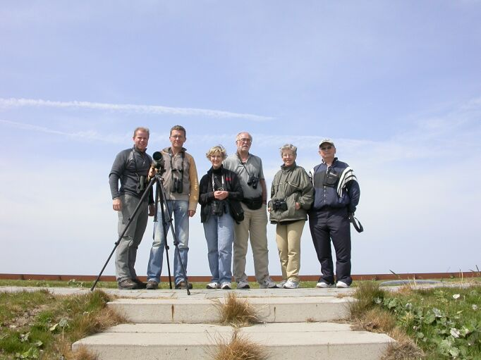 birding close to amsterdam
