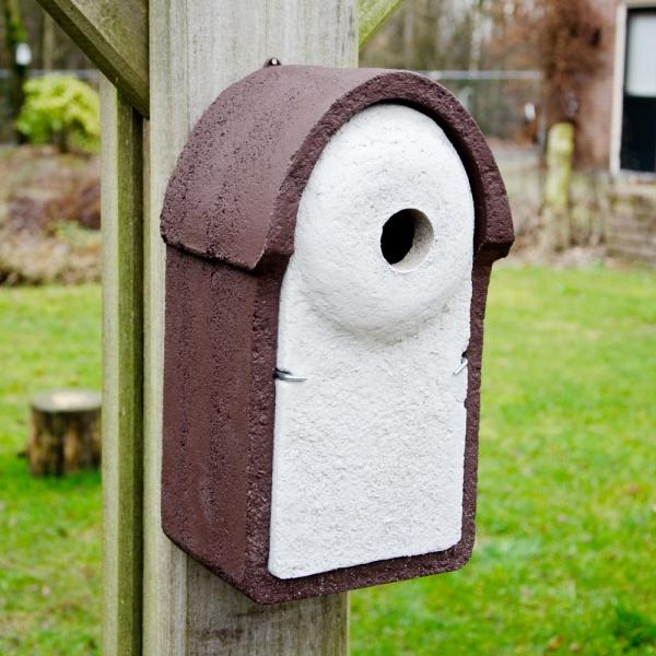 nestkast voor spreeuw nestkasten voor spreeuw kunstnest. Black Bedroom Furniture Sets. Home Design Ideas